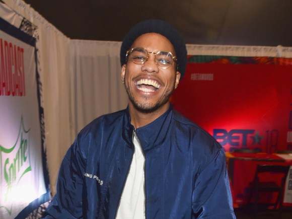 "Anderson .Paak Reveals ""Oxnard"" Tracklist Featuring Some Monster Features"