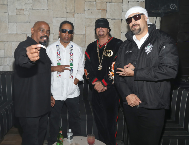 Cypress Hill Elephants On Acid Album Stream Cover Art