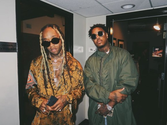 #DXHitList: Ty Dolla $ign & Jeremih, Sosamann & Rockie Fresh Top This Week's Spotify Playlist