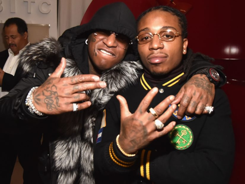 Birdman  Jacquees Unveil Lost At Sea 2 Cover Art Tracklist  Release Date  HipHopDX