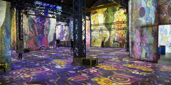 Digital Art In Paris Atelier Des Lumires Hip