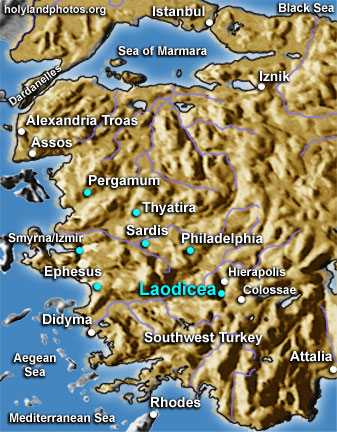 Colossae Map : colossae, Photos