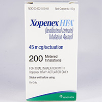 XOPENEX HFA Dosage & Rx Info   Uses Side Effects