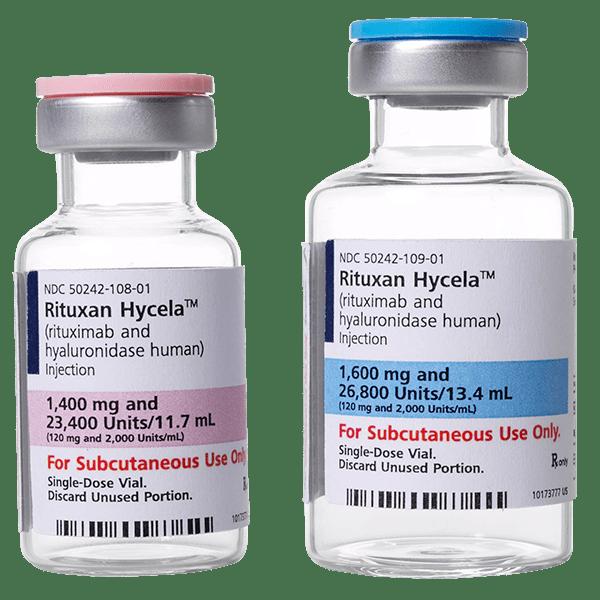 RITUXAN HYCELA Dosage & Rx Info | Uses Side Effects