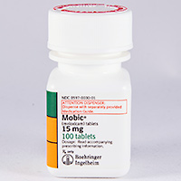 MOBIC (Meloxicam) dosage indication interactions side ...