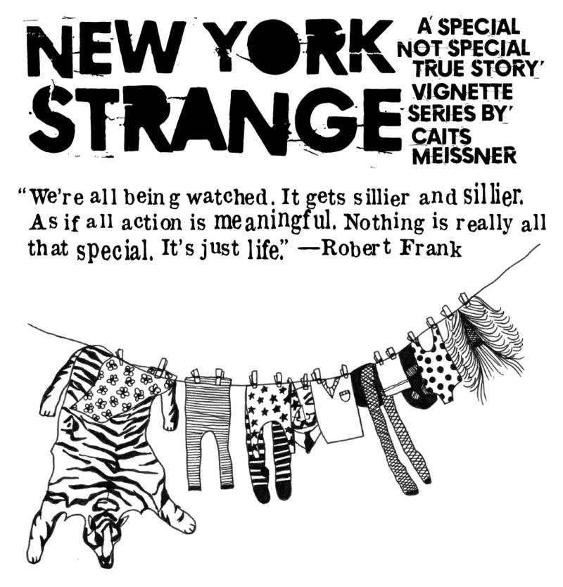 Hobart :: New York Strange, Vol. 1