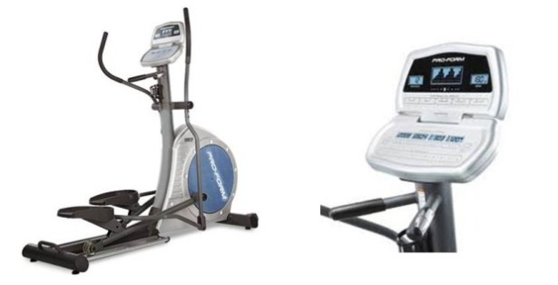 Proform 1200 E Elliptical Trainer | Proform 1200E