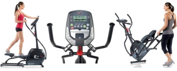Schwinn A40 Elliptical Trainer Machine A-40
