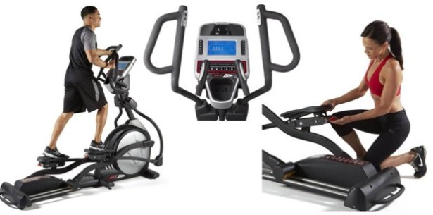 Sole E35 Elliptical | Sole Fitness E35 Elliptical