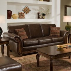 Living Room Decorating Ideas With Leather Furniture Cheap Modern 101 Beautiful Formal Design 2019 Images A Sleek Brown Sofa Accent Pillows When Paired Dark Wooden Tables