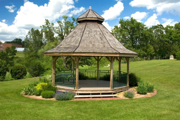 gazebo design & ideas - wood