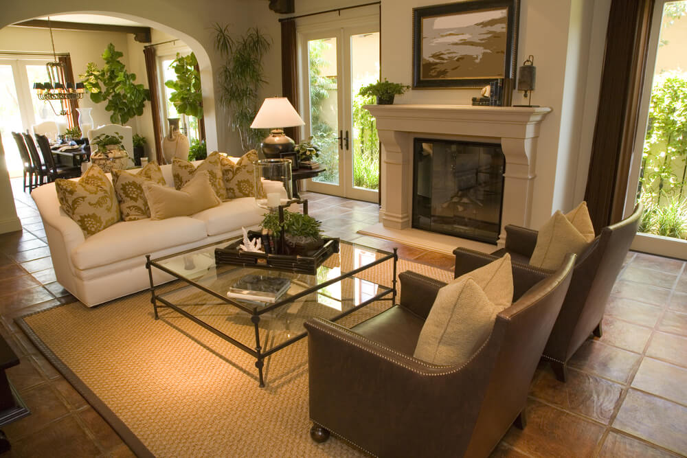 living room furniture ideas tips cafe bar gallery batu ferringhi 25 cozy and for small big rooms open concept luxury home with tile floors throughout is the setting this