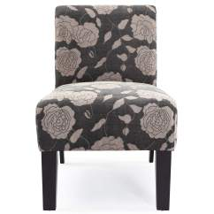 Accent Chair Under 100 Cardboard Design Template 10 Attractive Chairs 2019 This Is A Floral With Mainly Dark Pattern That Would Work Well