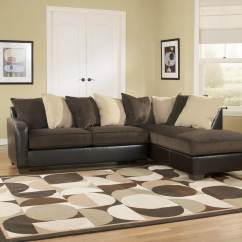 3 Piece Microfiber Sectional Sofa With Chaise Armchairs 100 Awesome Sofas Under $1,000 (2018)