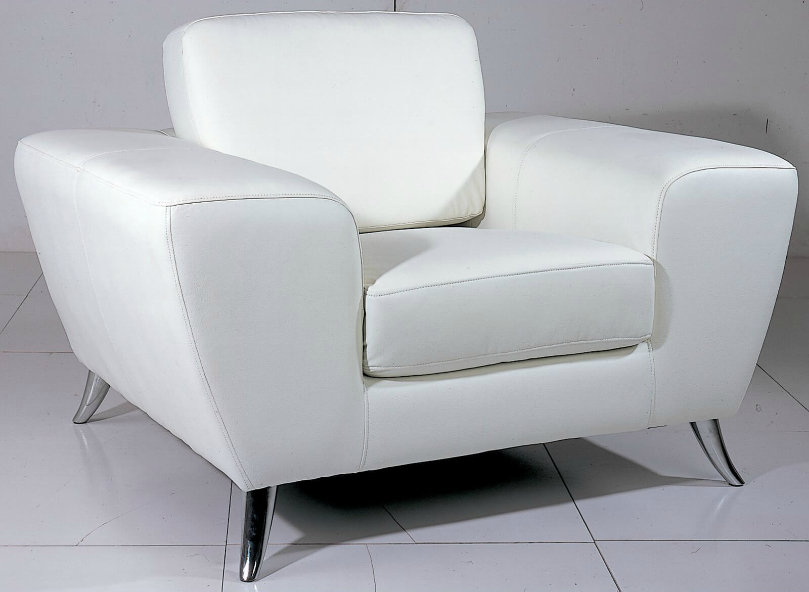 modern leather accent chairs outdoor wood lounge chair 37 white for the living room this top grain from beverly hills furniture is constructed of kiln dried hardwood