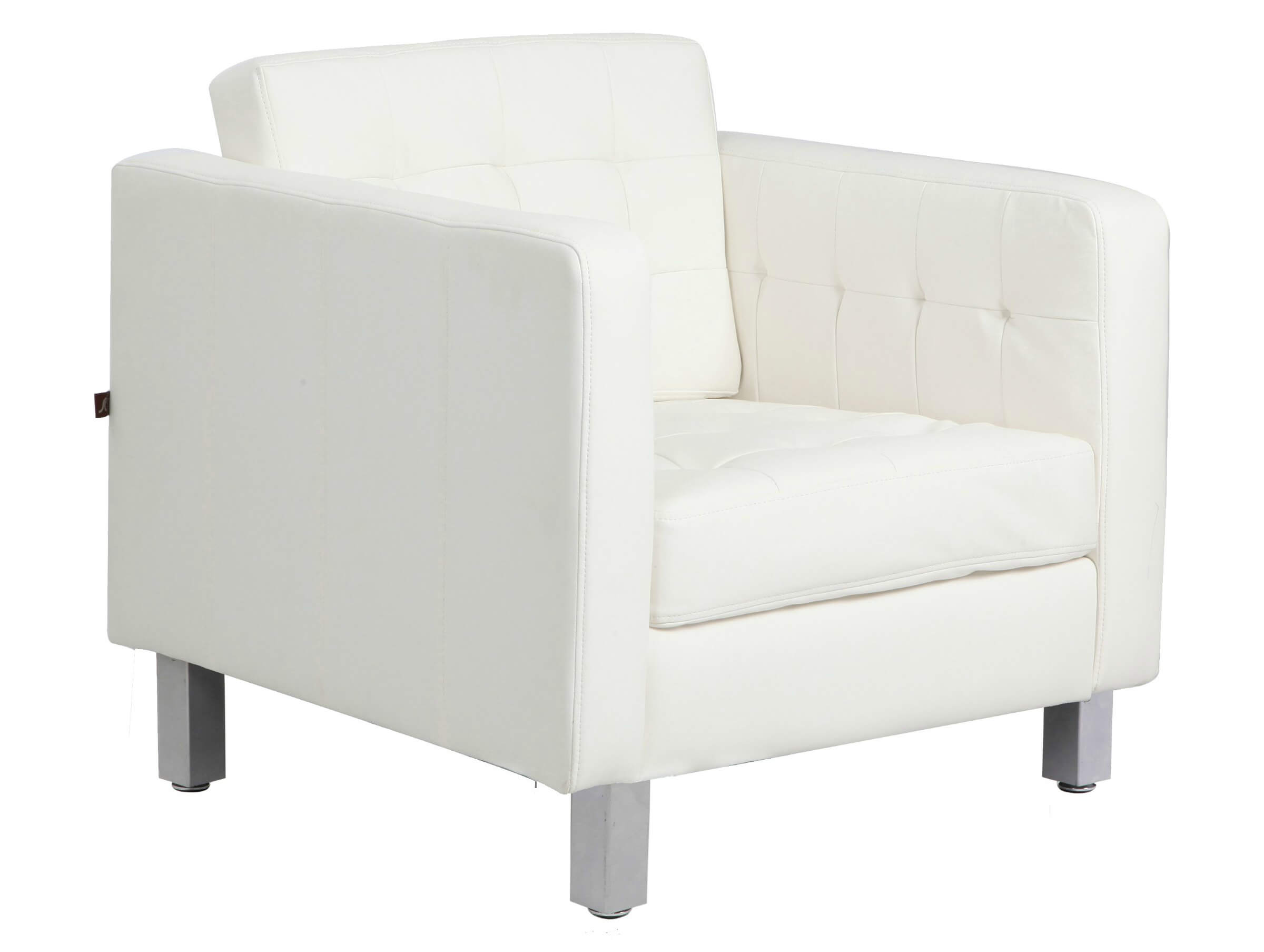 white club chairs ergonomic chair insert 37 modern accent for the living room buttoned bonded leather design of this rissanti holds wide comfortable cushion