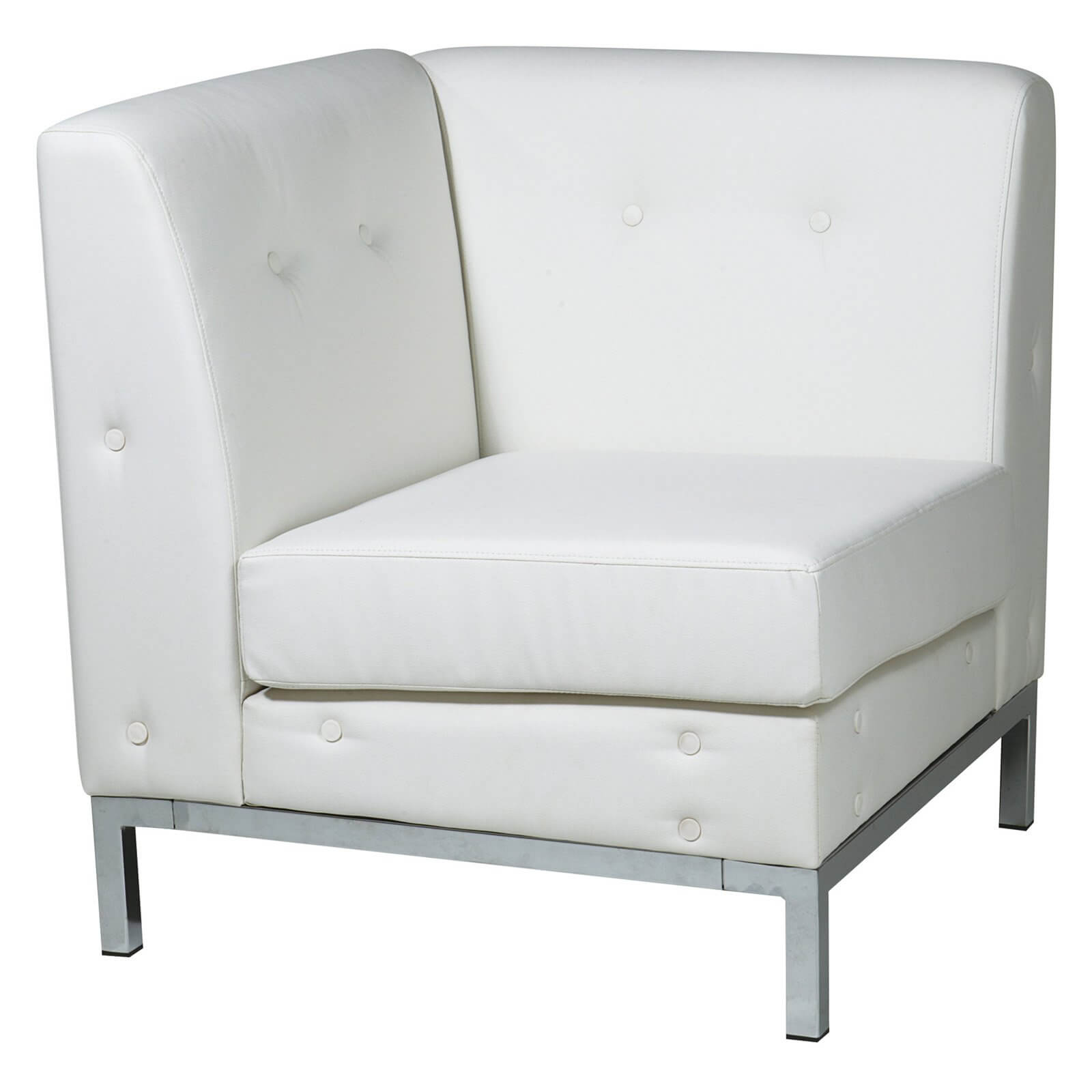 contemporary accent chair single covers 37 white modern chairs for the living room