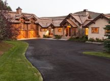 Hailey Residence - A Custom Magnificent Sprawling Home by ...
