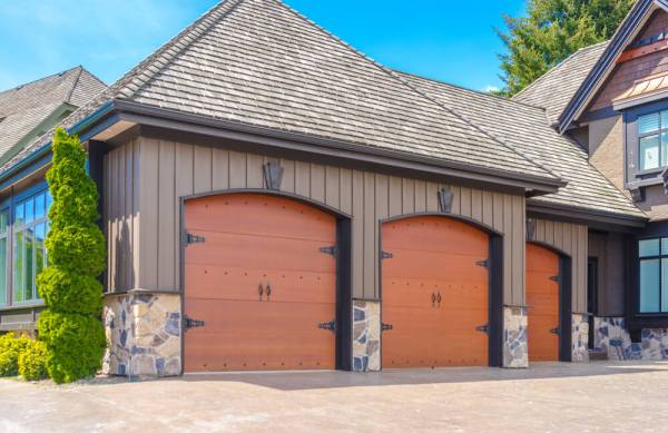 residential garage door design
