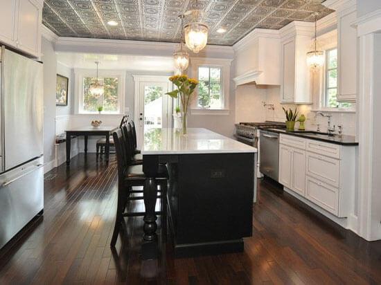 16 Decorative Ceiling Tiles For Kitchens (Kitchen Photo