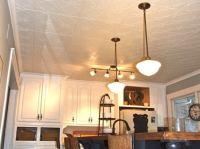 16 Decorative Ceiling Tiles for Kitchens (Kitchen Photo ...