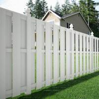 75 Fence Designs and Ideas (BACKYARD & FRONT YARD)