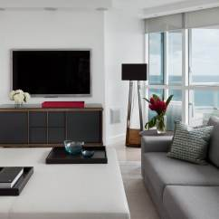 Ottoman Tables Living Room Plum Coloured Accessories 50 Beautiful Rooms With Coffee Slick Textures In This Modern Include Minimalist Wood Media Center And Off White