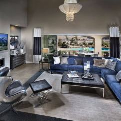 Living Room Colours To Go With Grey Sofa Simple Interior Design Ideas For Small 50 Beautiful Rooms Ottoman Coffee Tables Expansive Open On Tile Flooring Features Lengthy Blue Fabric Sectional And