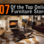109 Of The Best Online Furniture Stores Retailers