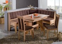 Wow! 23 Space-Saving Corner Breakfast Nook Furniture Sets ...