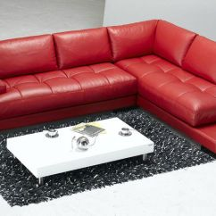 Leather Red Sofa Modern Sleepers 18 Stylish Sectional Sofas This Is A Very Popular It Includes An Arm On One Side