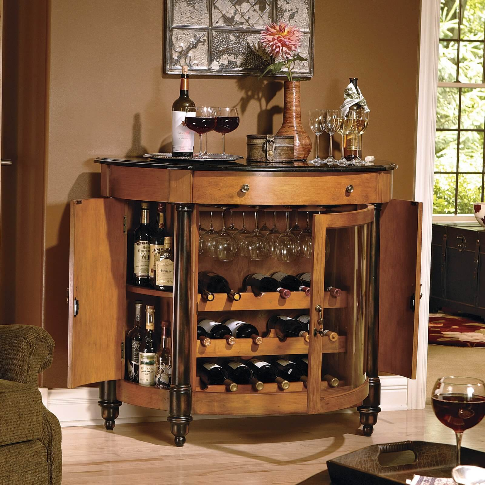 can you put a wine rack in living room seating ideas without sofa 80 top home bar cabinets sets bars 2019 here s for lovers with it 18 bottle