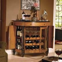 Home Bar Wine Cabinet