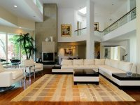 54 Living Rooms with Soaring 2-Story & Cathedral Ceilings