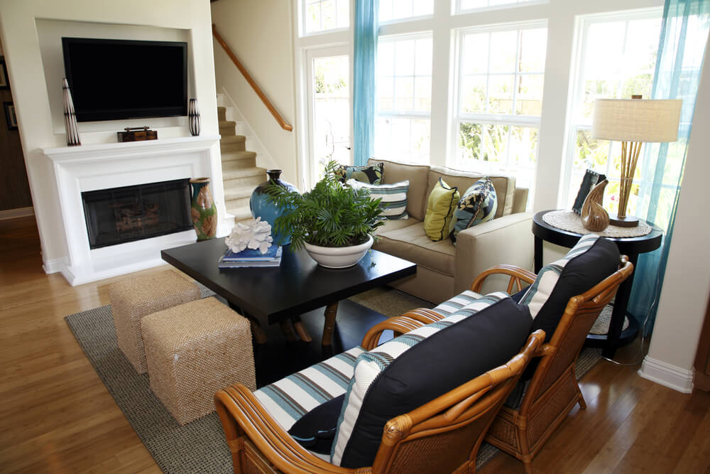 6 Ways to Make a Small Room Feel Bigger