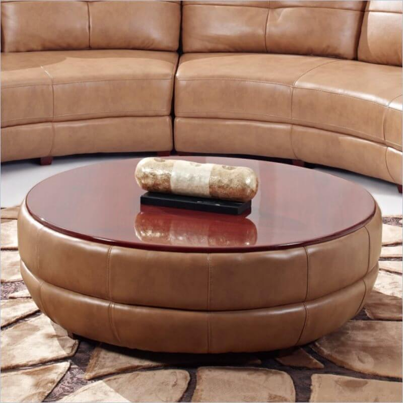 Narrow Ottoman Coffee Table