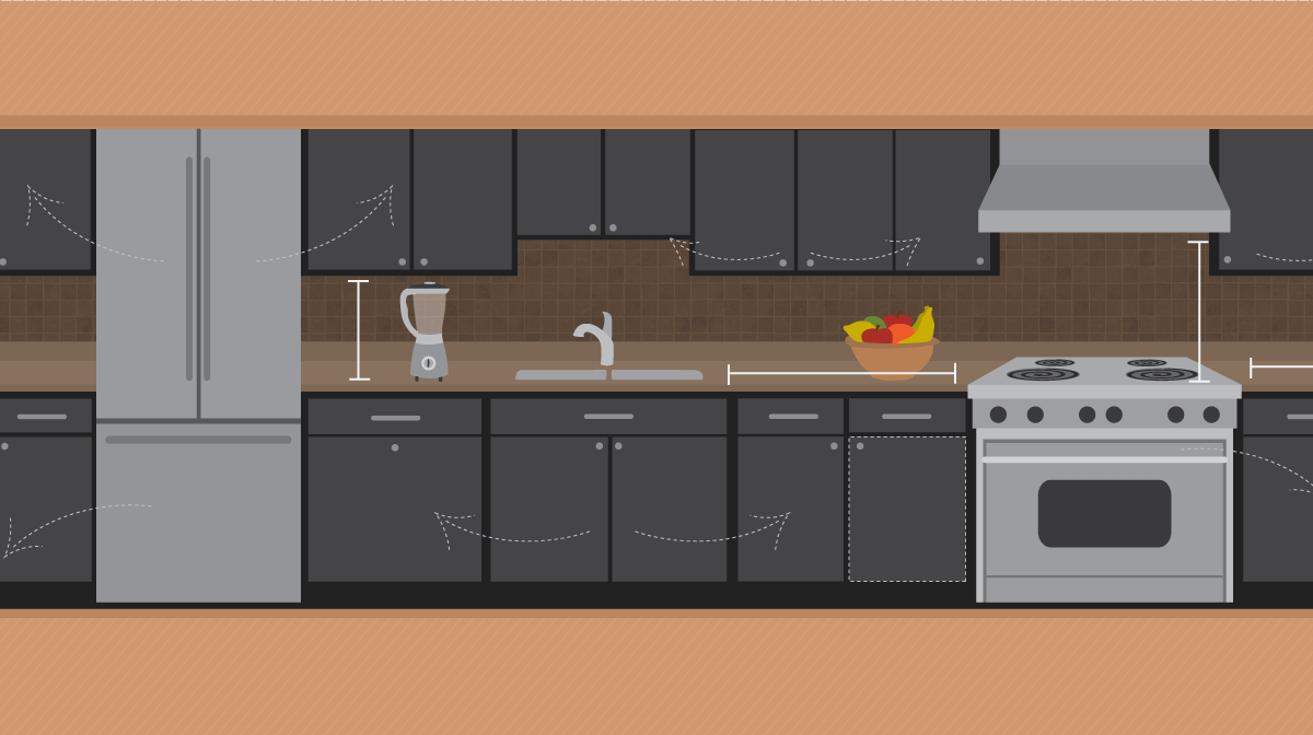 L Shaped Kitchen Design Layout