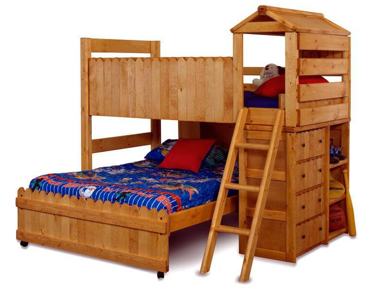 Twin Over Full Bunk Bed Amazon Novocom Top