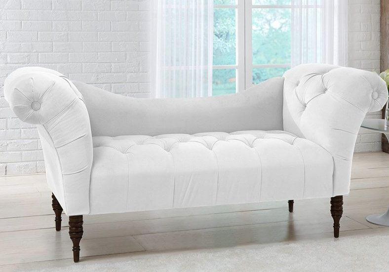 Sofa Two Chaise Lounges