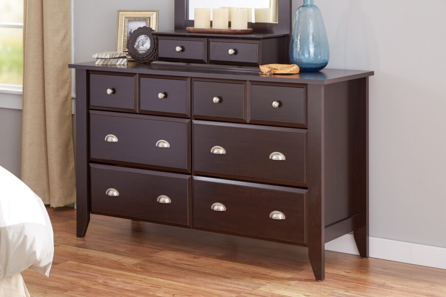 15 types of dressers for your bedroom (ultimate buying guide)
