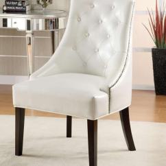 White Upholstered Chairs Wedding Chair Covers Bulk Buy 20 Top Stylish And Comfortable Living Room This Bespoke Features A Lightly Button Tufted Backing Over Thick Padded Seat Cushion