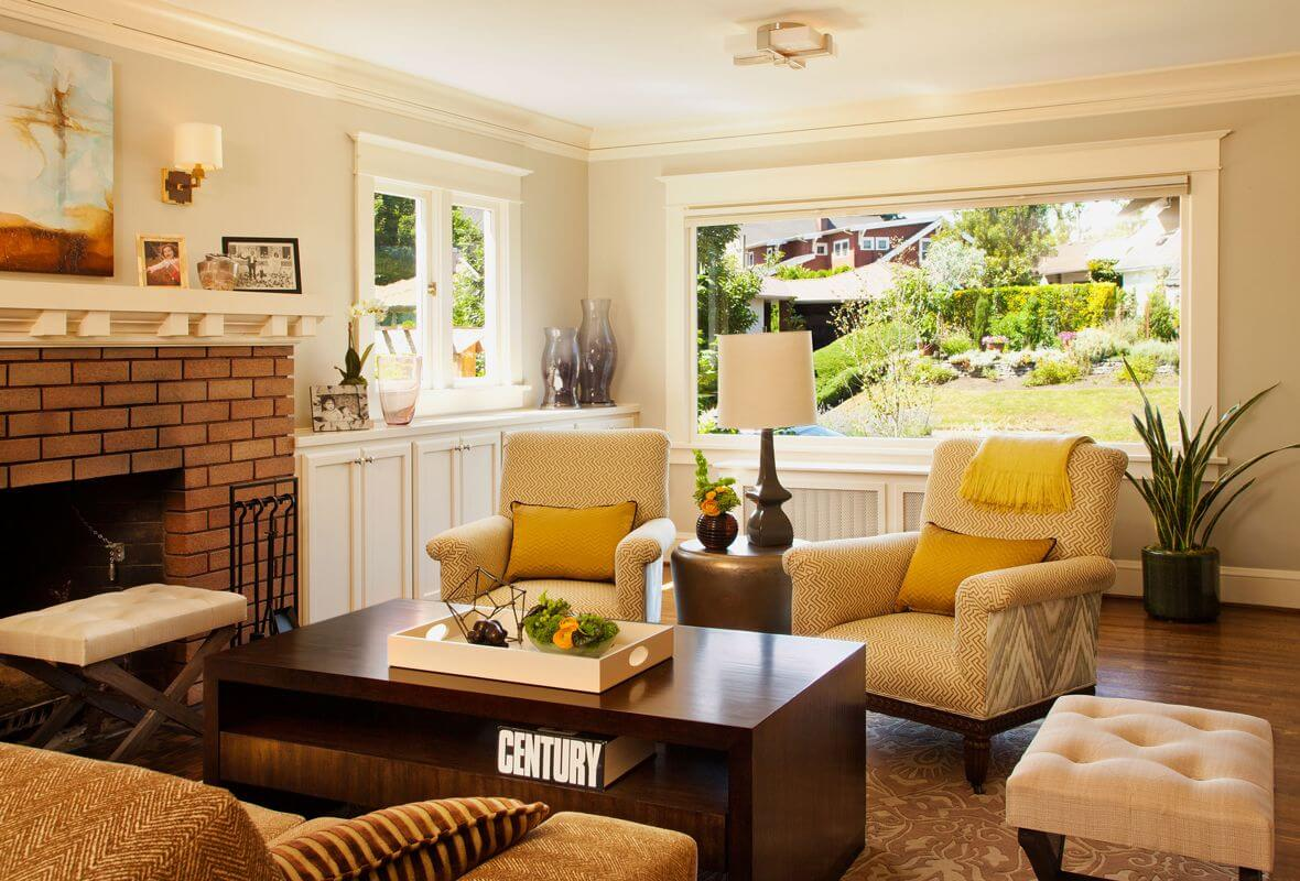 1920s House with a Fresh Outlook by Garrison Hullinger