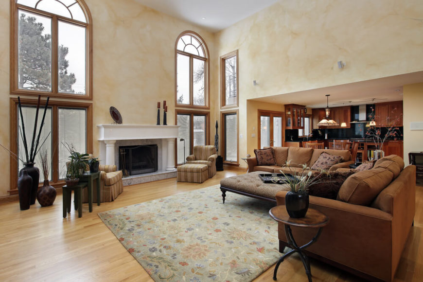wooden floors in living rooms big lots room chairs 22 with light wood pictures this country home has large windows and charming traditional furniture the hardwood