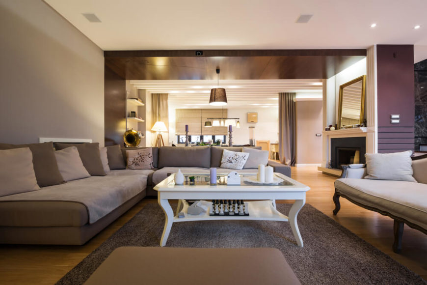 images of wood floors in living rooms pictures painting ideas for 22 with light deep purples and taupe accents give this room a fresh contemporary atmosphere the