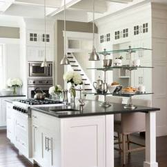 Kitchen Island With Range Decorating Counters 25 Spectacular Islands A Stove Pictures This Traditional But Open Design Features High Contrast Between Deep Toned Hardwood Flooring And
