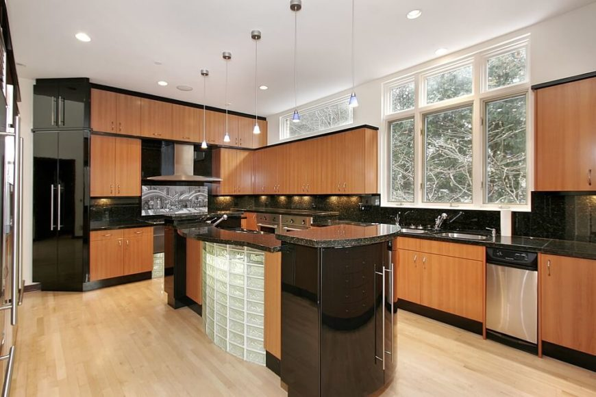 black kitchen appliances cabinets los angeles 53 fantastic kitchens with pictures unlike many of the featured in this gallery combines sleek