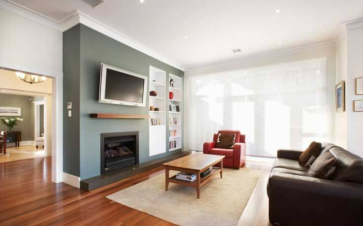pictures of living rooms with fireplaces and tv toy chest for room 49 exuberant s mounted above gorgeous this amazing modern home looks incredible its center pieces being both a television