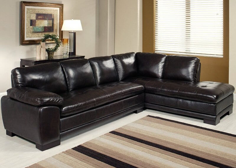 u shaped sofa leather heavy cotton slipcovers top 25 man cave sofas from around the web