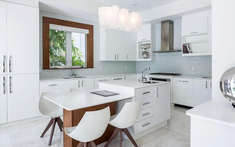 34 Fantastic Kitchen Islands With Sinks