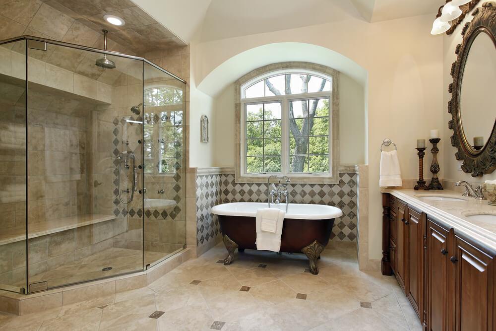 33 Relaxing Clawfoot Bathroom Tub Ideas Photos